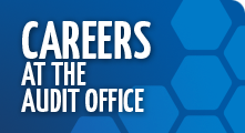 careers at the audit office