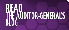 Read the Auditor-General's blog