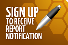 sign up to receive report notification hover